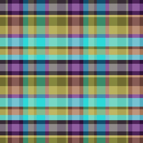 Desert Rains Plaid