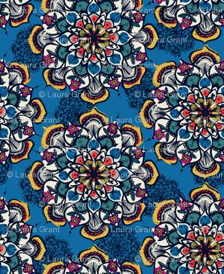 Mandala pattern 5