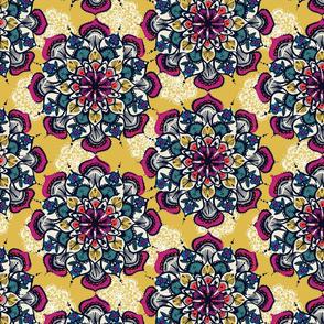 Mandala pattern 6