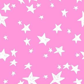stars // bright star fabric nursery baby bright pastel fabric andrea lauren design