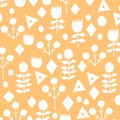 Rpapaya_orange_geo_floral_shop_thumb