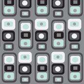 grey mint funky