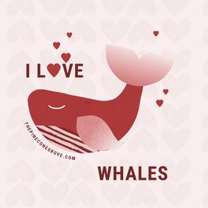 I Heart Whales