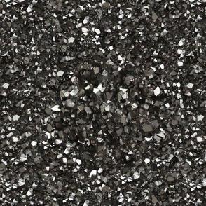Stones // Grey Hematite Crystal