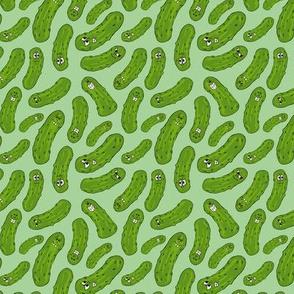 Pretty peculiar pickles - smaller size