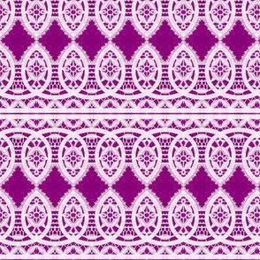 Purple & Lace - small