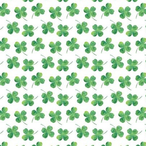 """3/4"""" small scale - shamrock toss 