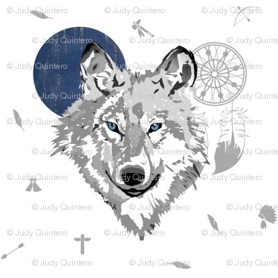 Boys Boho Wolf - More Space