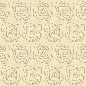 rosy spiral