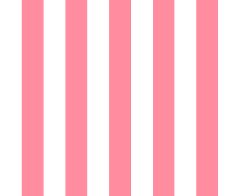 stripes lg pretty pink vertical fabric by misstiina on Spoonflower - custom fabric