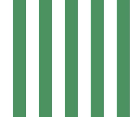 stripes lg kelly green vertical fabric by misstiina on Spoonflower - custom fabric