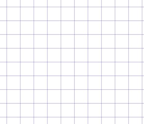 "light purple windowpane grid 2"" square check graph paper fabric by misstiina on Spoonflower - custom fabric"