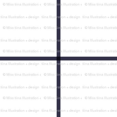 """midnight blue windowpane grid 2"""" square check graph paper"""