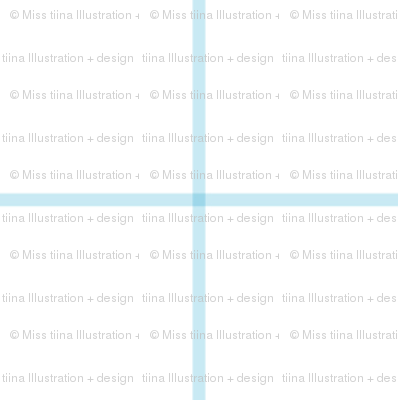 "ice blue windowpane grid 2"""