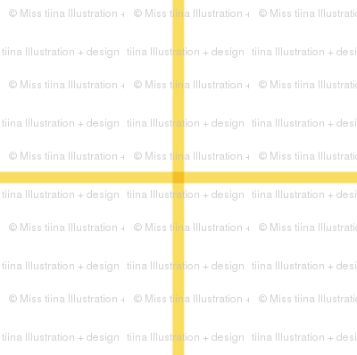 "butter yellow windowpane grid 2"""