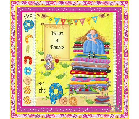 Rprincess_and_the_pea18x18_copywith_border_shop_preview