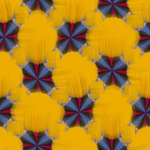 Fractalese (Yellow)