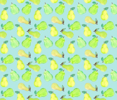Rpears_watercolour_on_mint_shop_preview
