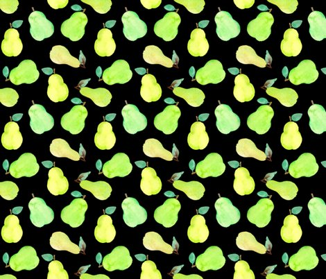 Rpears_watercolour_on_black_shop_preview