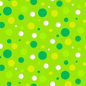 Multi Green Dots
