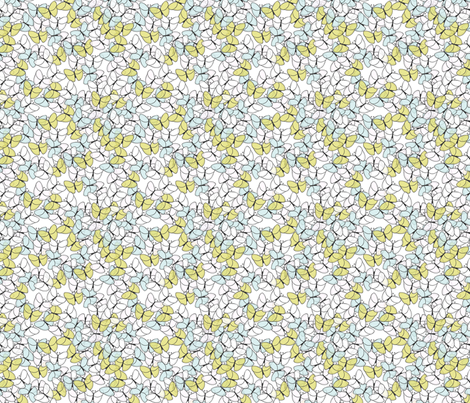 Butterfly Light fabric by sarah_price_designs on Spoonflower - custom fabric