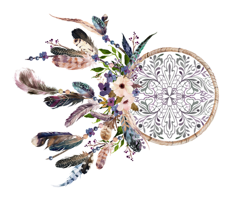 42 x 36 lavender dream catcher 90 degrees no florals around rrlavenderdreamcatcher90degreesnofreefloralsshoppreview 42 x 36 lavender dream catcher 90 degrees no florals around mightylinksfo