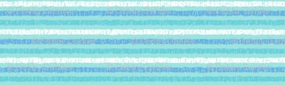 Blue Aqua Mini-Stripes