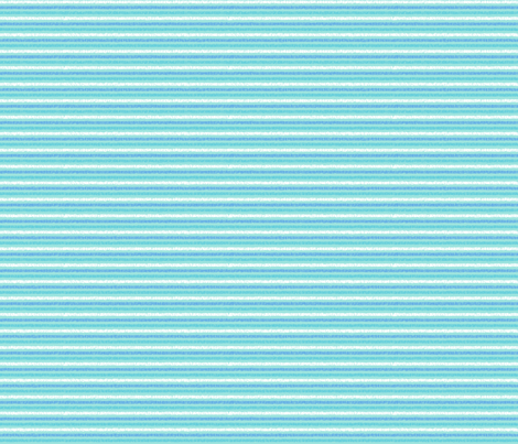 Blue Aqua Mini-Stripes fabric by piper_&_paige on Spoonflower - custom fabric