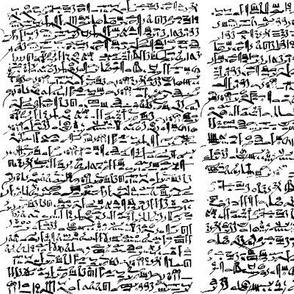 Egyptian Script // Small