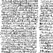 Hieratic Text