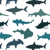 Green Sharks