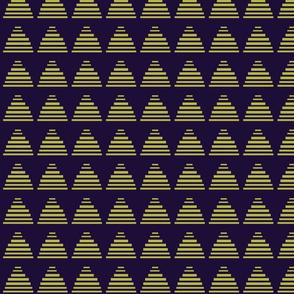 navy triangle