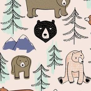 Wandering Bears