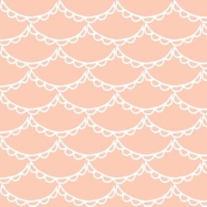 Flamingo Wings Coral