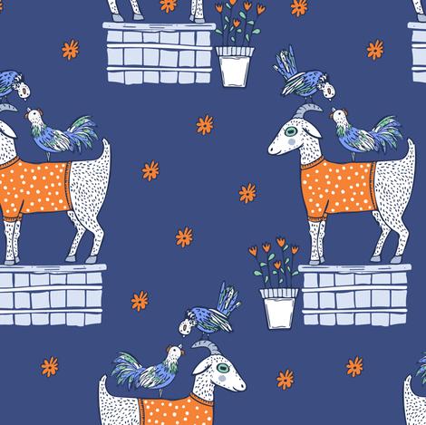Hank fabric by jacquelinehurd on Spoonflower - custom fabric