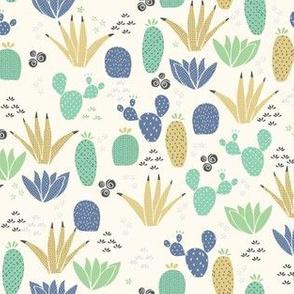 Cactus Blue