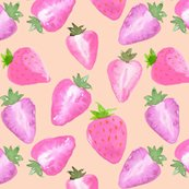 Rstrawberries_watercolour_pink_hue_on_blush_shop_thumb