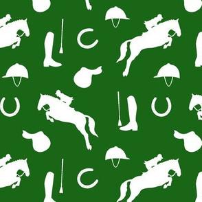 Equestrian // Green