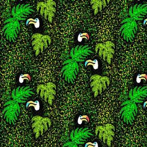 Toucan dots