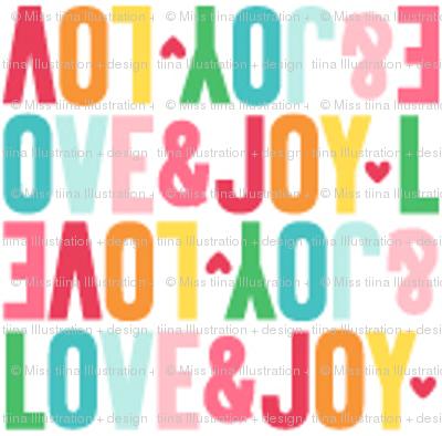 love joy alternating xxsm