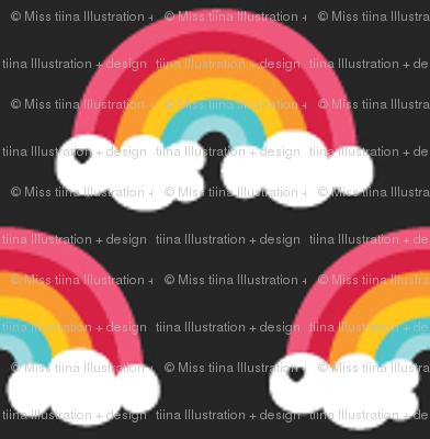 sunny stormy rainbows xsm
