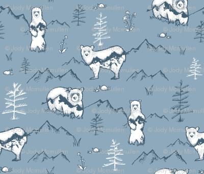 Bears & Mountains