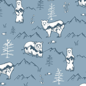 Bears & Mountains