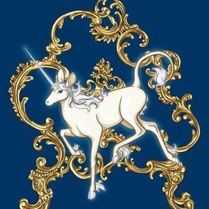 Rococo Unicorn