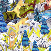 Mountain Lions & Bears