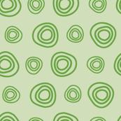 concentric-circles-green