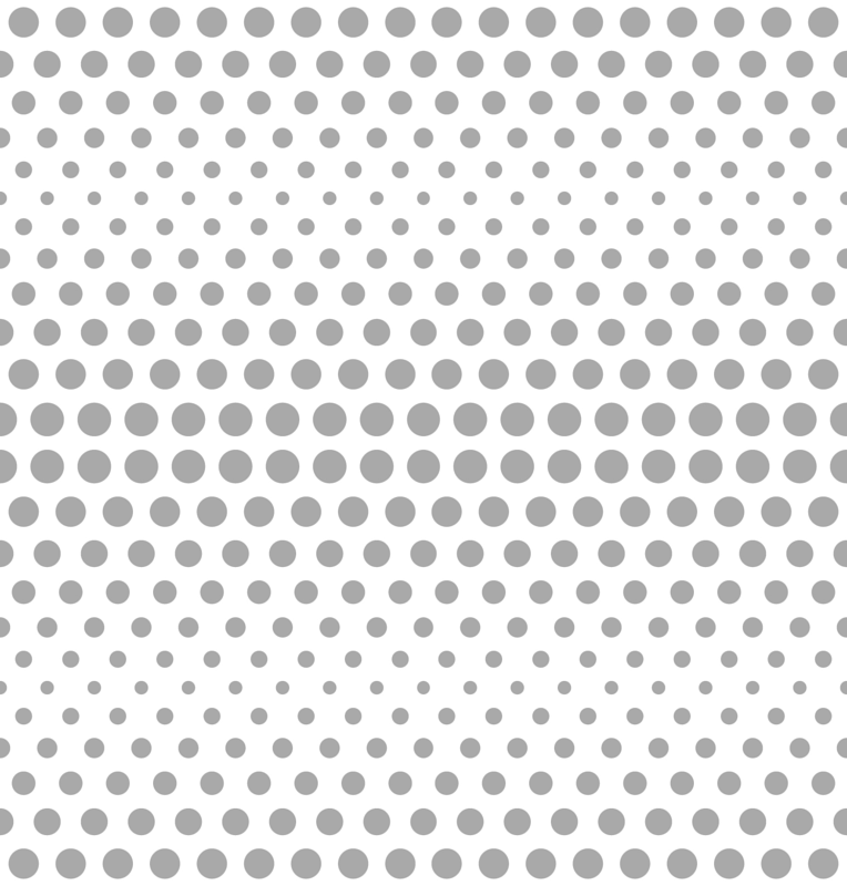 halftone dots grey wallpaper - misstiina - Spoonflower