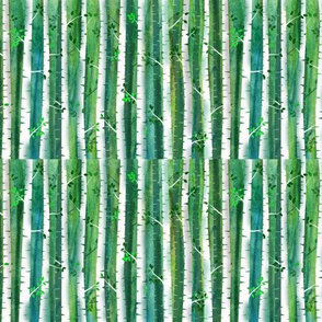 Birch Forest small