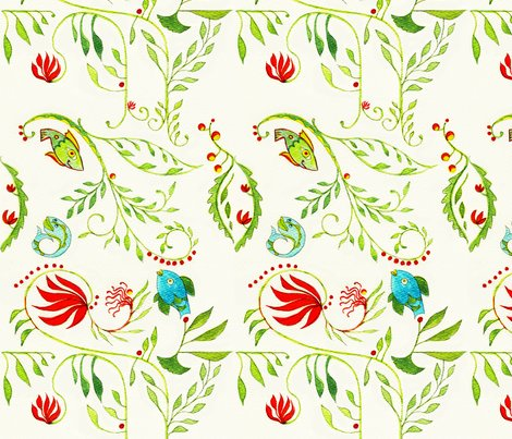 Rfish_and_fern_clean_pattern_8_best_shop_preview