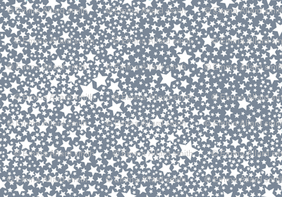 Scattered Stars - grey
